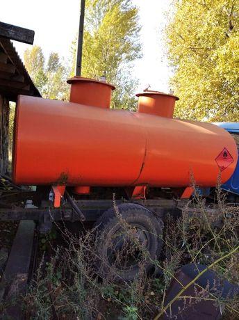 Бензовозные бочки с ГАЗ-53