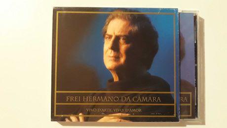 """Frei Hermano da Câmara - """" Vivo d'srte, vivo d'amor """" - CD"""