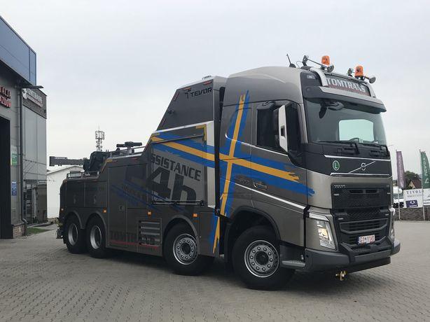 Holowanie pojazdow ciężarowych, BUS, Tir, Service , Holownik