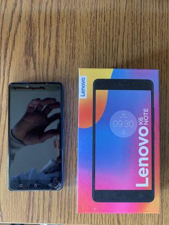Lenovo K6 Note 3/32GB Mega OKAZJA!