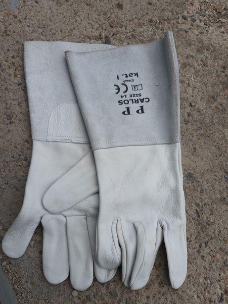 Перчатки сварочные новые