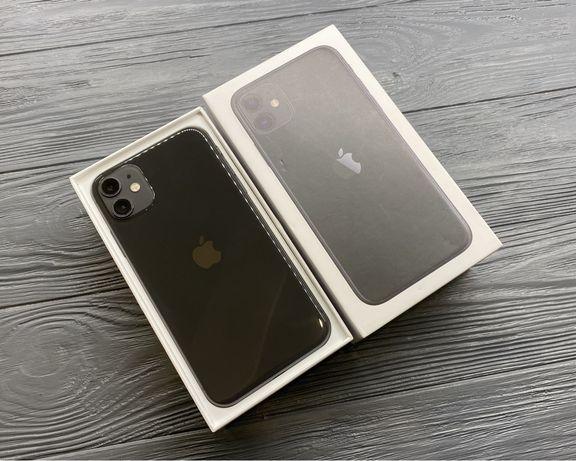 iPhone 11 64 Black Магазин гарантия рассрочка