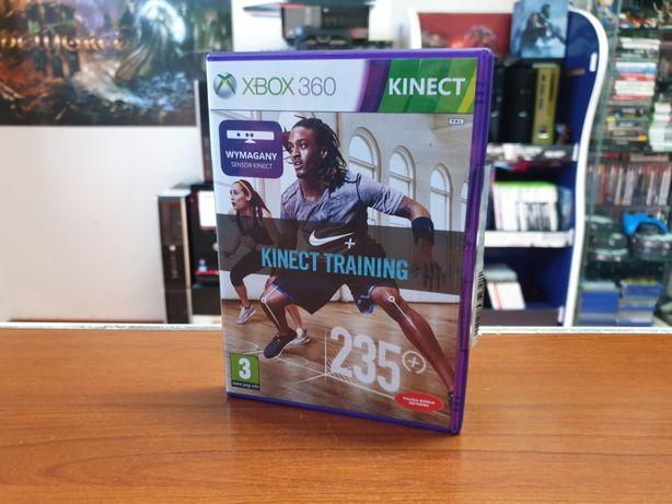 Gra Nike Kinect Training PL na Xbox 360