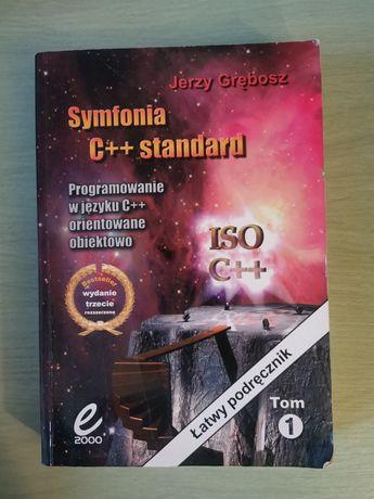 Jerzy Grębosz Symfonia C++ Standard