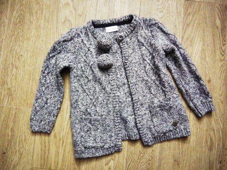 Sweter coccodrillo roz. 98