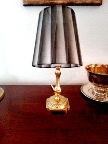 Mała urocza lampka nocna stylizowana na lata 30
