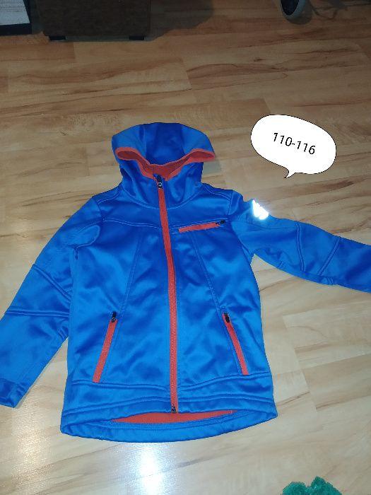 kurtka przejściowa softshel 110/116 (małe 122) Hajnówka - image 1