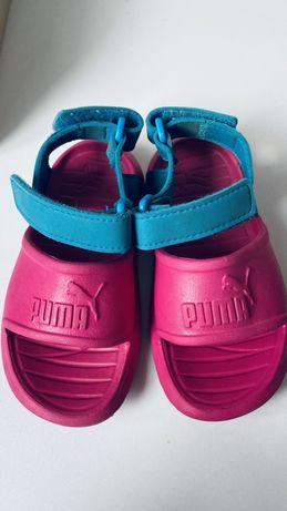 Sandałki PUMA rozm 22 jak nowe !