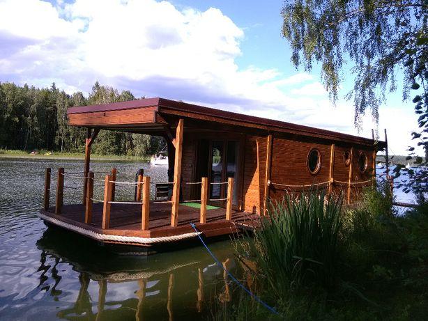 Domek pływajacy - houseboat ZOE 1200
