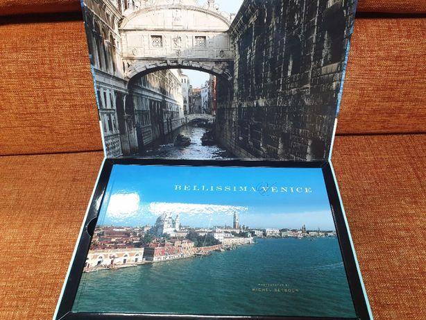 Livro álbum Veneza Grande Formato Cores