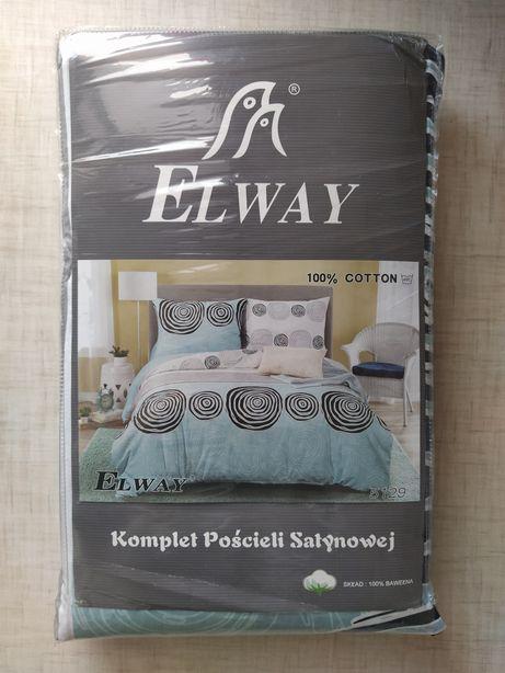 Постельный комплект фирменный Elway