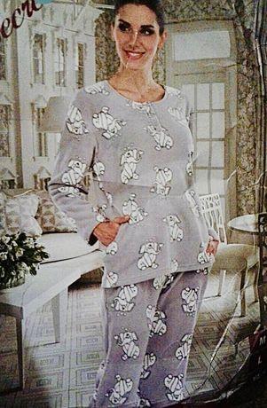 Пижама женская теплая Новая