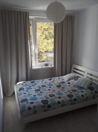 Rama łóżka plus drewniany stelaż 140x200