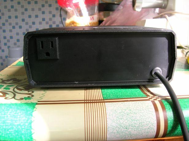 Адаптер.конвертер,преобразователь 220в на 110в 15а 1800 вт.