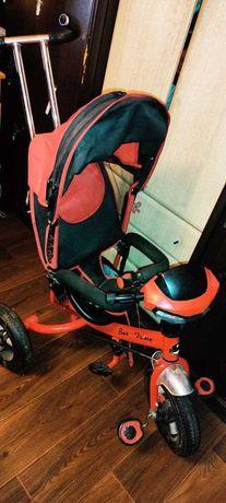 велосипед-коляска для детей от 1 года