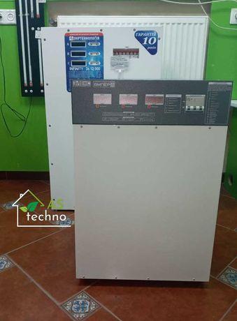 Купить стабилизатор напряжения для дома 10 15 18 кВт Quant ЛВТ ЕЛЕКС