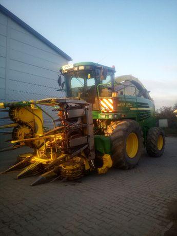 Sieczkarnia do kukurydzy JOHN DEERE 7400