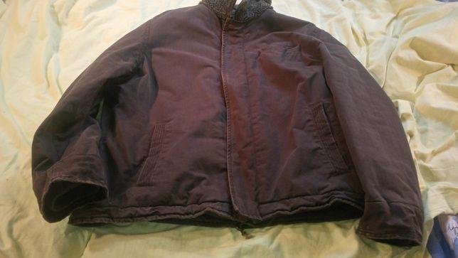 Теплая куртка CHEROKEE,р.54,темно-коричневая,хлопок 100% с 2-х сторон