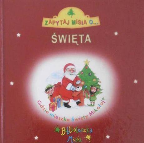 Gdzie mieszka Święty Mikołaj?