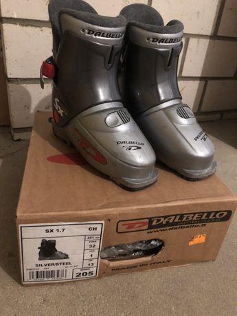 Buty narciarskie dziecięce rozm. 32