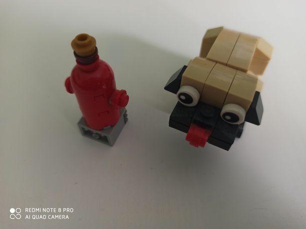 Lego mały zestaw bez pudełka
