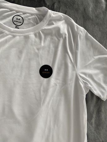 Koszulka t-shirt GYM LUX na silownie, bieganie, na rower r. Xl