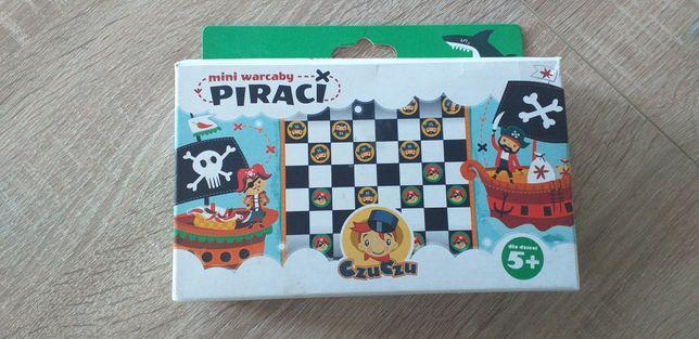 CzuCzu Warcaby Piraci