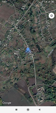 Продам участок 12соток в п.Высокий(с.Ржавец),возле круга маршрутки.