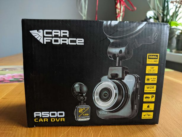 Wideorejestrator CarForce A 500