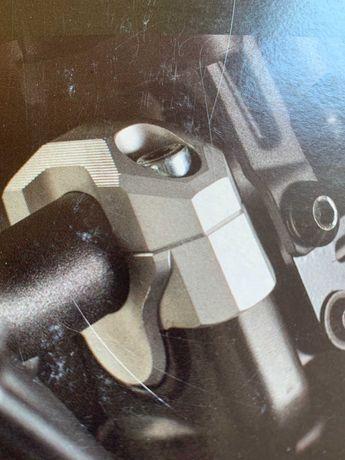 Risers Sw Motech 50/22mm