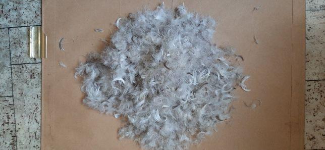 пух перо перини подушки