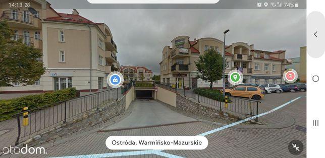Garaż podziemny Ostróda , miejsce postojowe , Sob