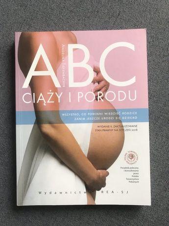 Książki ciąża abc porodu jak nowa polecam