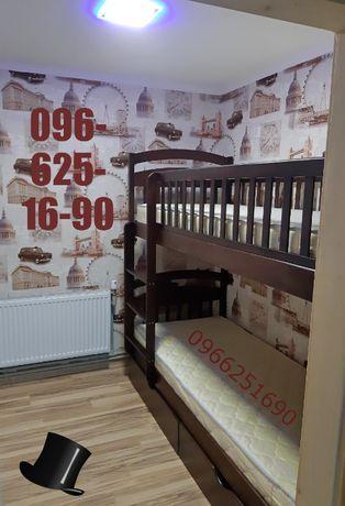 """""""Карина СП"""" Двухъярусная кровать. Без нижних бортов."""