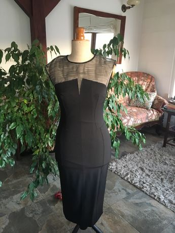 nowa sukienka wieczorowa koktailowa Karen Millen r.38