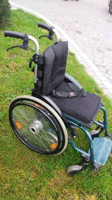 Wózek inwalidzki dziecięco-mlodziezowy Avangarde Teen2