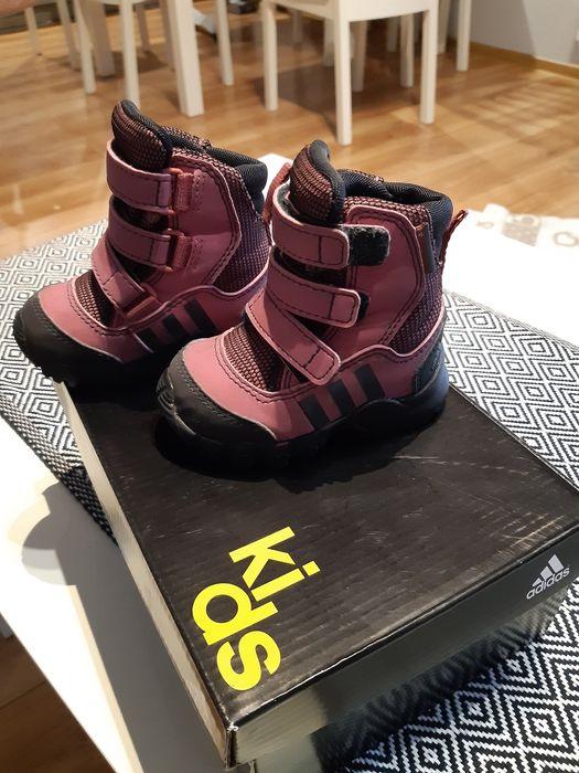 Buty zimowe 18 adidas, dziecięce buty zimowe, buty zimowe dla dziecka Rzeszów - image 1