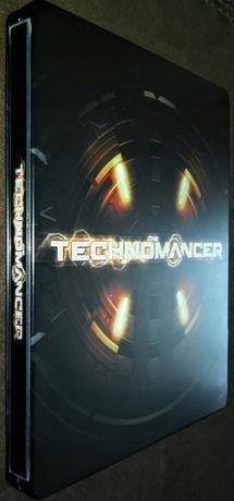 TECHNOMANCER - PS4 Xbox ONE - SteelBook Kolekcjonerski Unikat jak NOWY