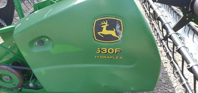 жаткаJohnDeere630F2010г
