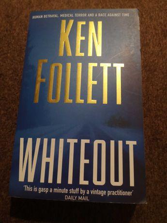 """Ken Follet """"Whiteout"""""""