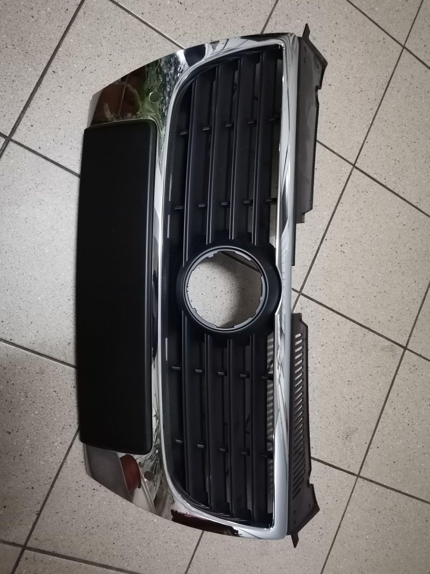 Grelha central de para-choques da frente VW passat de 2013