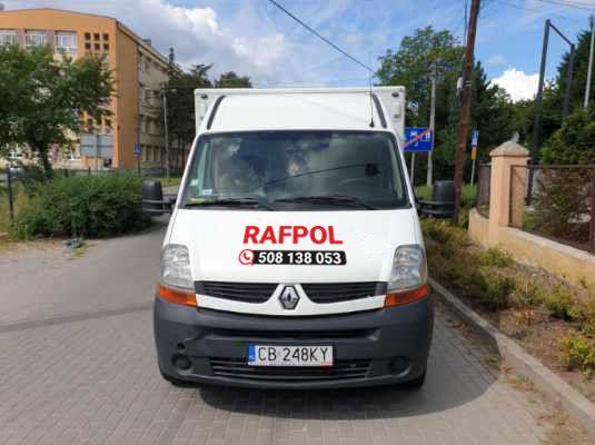 Transport, przeprowadzki,utylizacja mebli, sprzętu AGD, przewóz osób