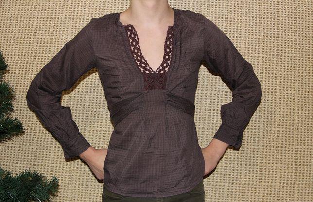 Блуза-Рубаха женскя