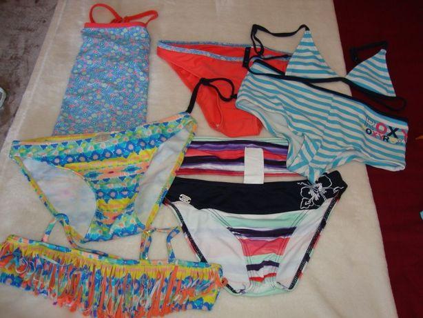 Bikinis 9/10/11 anos Fatos banho 3/6/anos calções praia 8/10 casaco 8