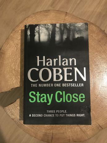 Book in wnglish, Książka w j. ang Harlan Coben - Stay close