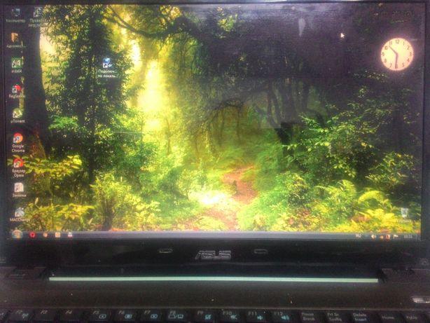 Ноутбук ASUS K52D (полностью рабочий)