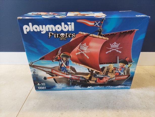 Playmobil piraci pirates 3 zestawy