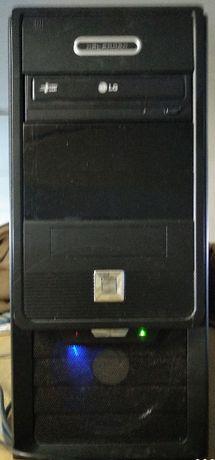PC Core 2 Duo + Monitor