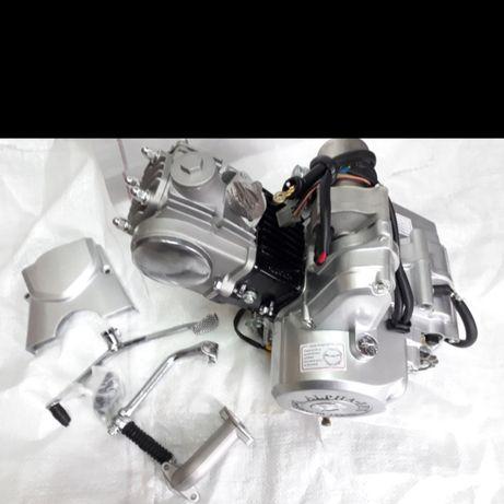 Двигатель на мопед Альфа Дельта 70-110-125