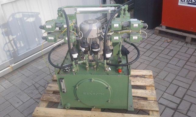 Pompa, zasilacz, agregat hydrauliczny Rexroth 3kw